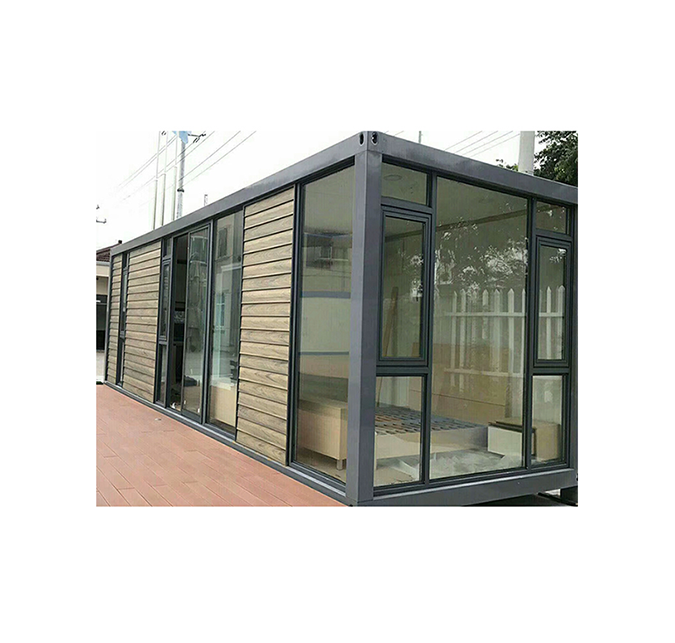 manufacturing prefab low price eps board sandwich panels construction shipping container building guard house