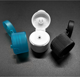 Cap Plastic Disc Caps 28/410 Different Color Cap Of Plastic PP Cap Or Disc Top For Hand Washing Bottle Caps And Covers