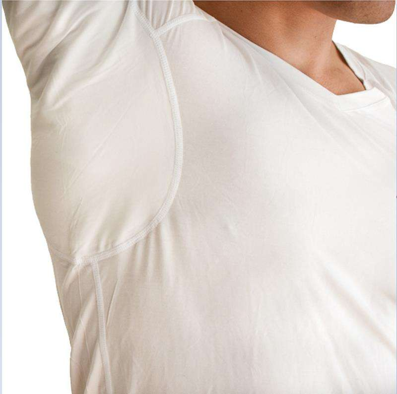 Inpenetrable sweat proof barrier provides total confidence sweatproof undershirt sweat proof t shirt