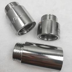 Fittings 1'' 1.5'' 2'' 2.5'' Inch SS 201 Stainless Steel Iron Chrome Connection Extension Nipple