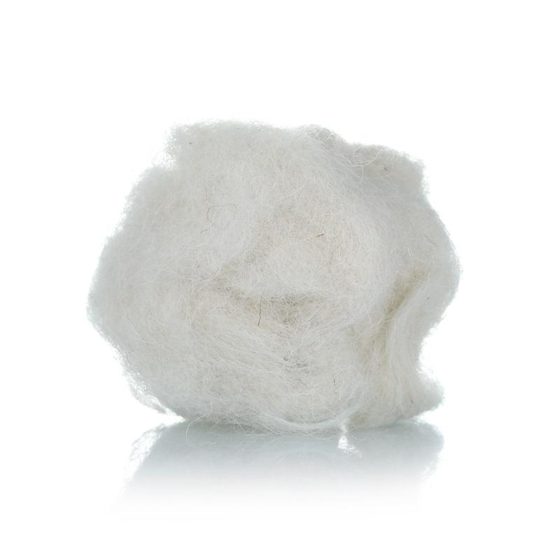 22-28mic Carded Sheep Wool Waste Wool Noils for Carpet Yarn and Felt