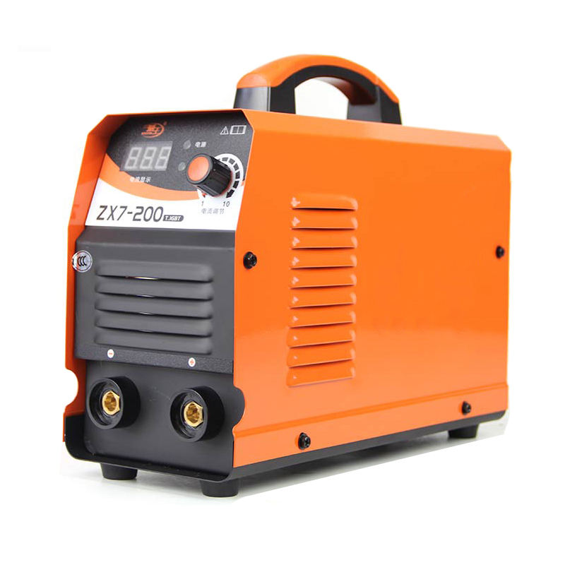 ZX7-200T Semi-Automatic AC220V 130A Inverter Household DC Welding Machine Spot Welder
