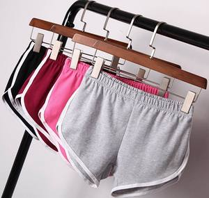Best Selling Women's polyester Sexy Briefs Cotton High Cut Panties Boxer Panty Shorts Boxers Hipsters Cueca Box Underwear