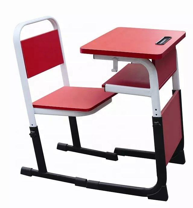 NJ-23 New Style School Desk And Chair Wholesale School Furniture school set classroom furniture