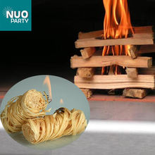 Natural Eco Wood Firelighters for BBQ, Open Fires, Charcoal