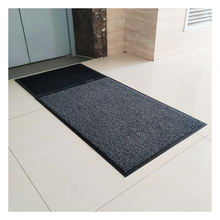 Super Clean Pvc Coil Door Mat Cut pile Chemical Disinfection mat