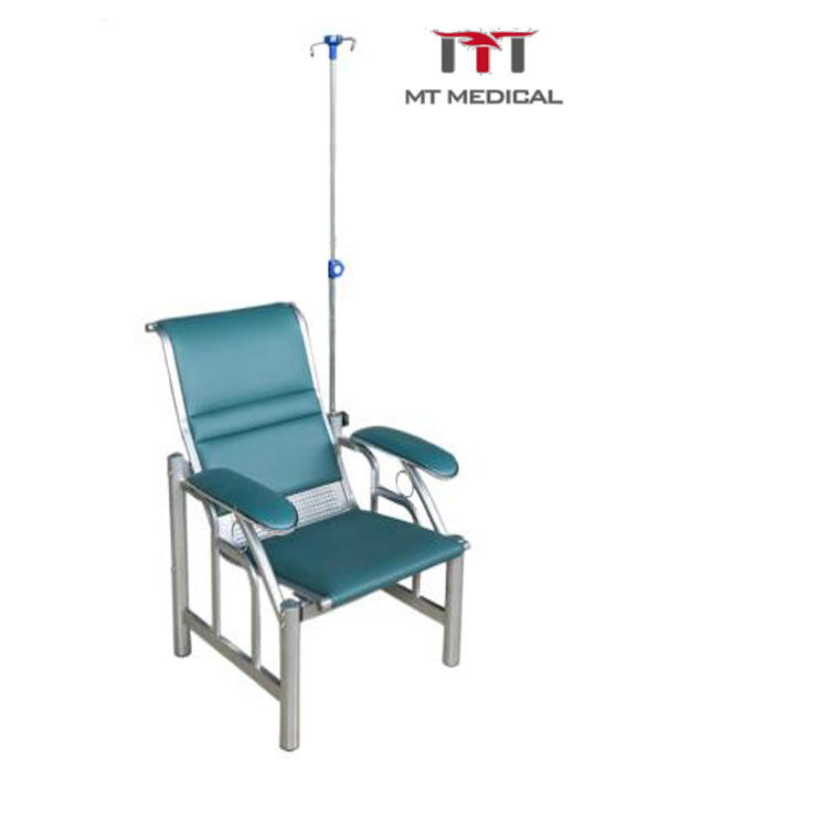 Medical Patient Blood Collection Drawing Chair For Donor