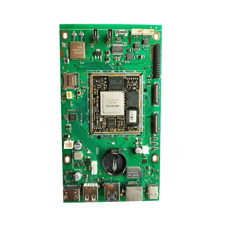 Electronic weighing scale circuit board pcba pcb assembly with lcd pcb/pcba manufacturer