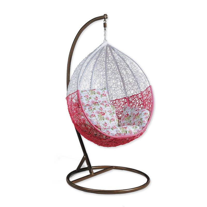 Rattan nest basket chair lazy man indoor outdoor balcony single man Hanging egg chair