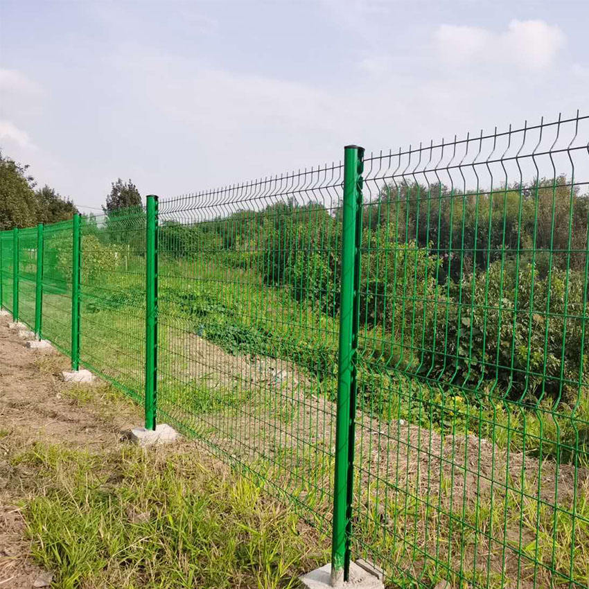 3d euro welded wire mesh fence Holland wire mesh