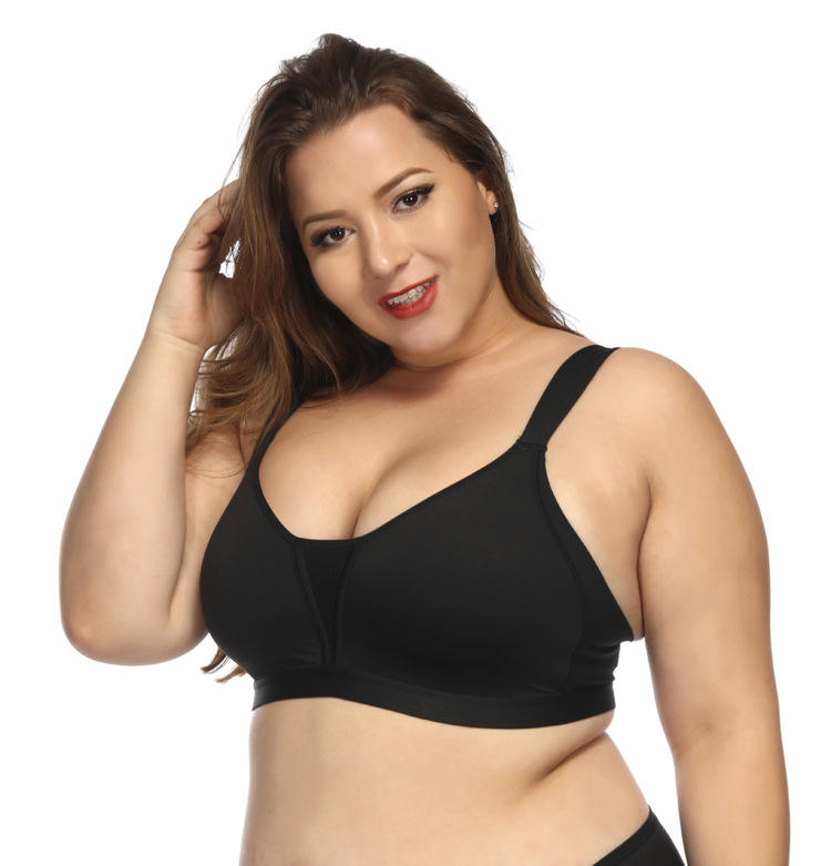 Factory wholesale cotton where can i buy plus size bras strapless bra