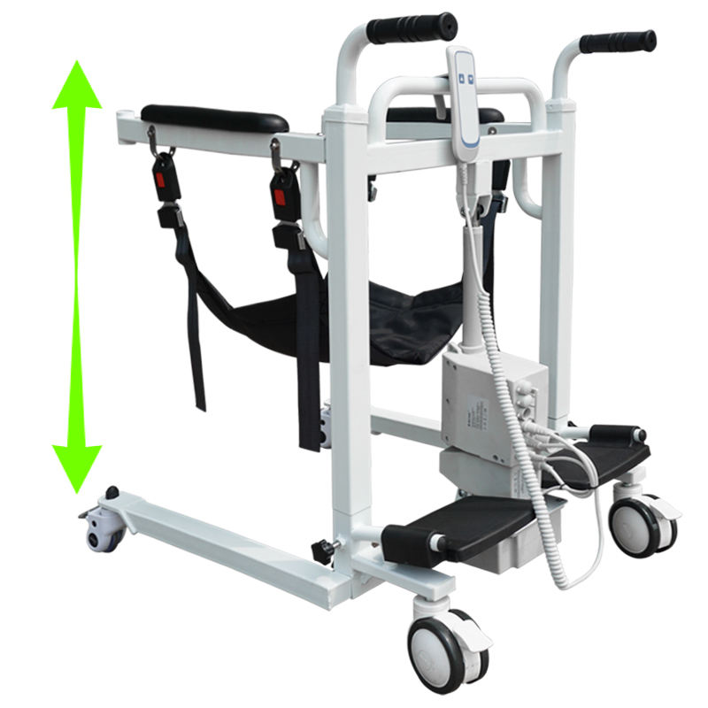 2020 Medical Equipment No Installation Required Electrical Patient Lift Disabled Transfer