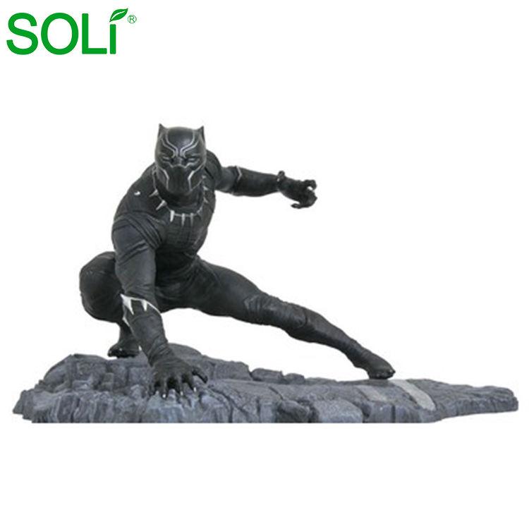 Infinito Guerra Black Panther 1/6 Estátua Incrível Álbum Série Figura de Ação