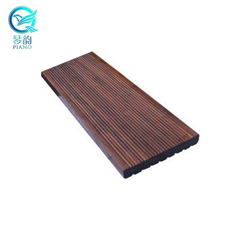 bamboo wooden flooring waterproof decking manufacturers in china
