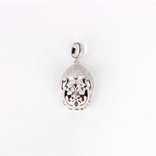 Fashional 925 silver hip hop jewelry Buddha pendant plating rhodium