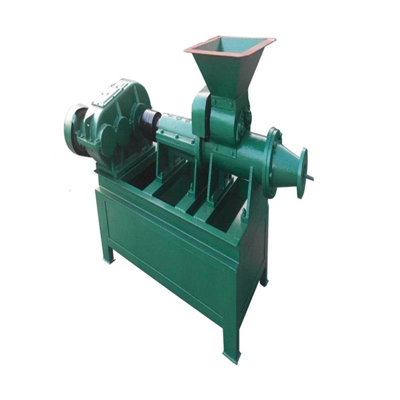Easy to operate automatic bbq charcoal briquette machine