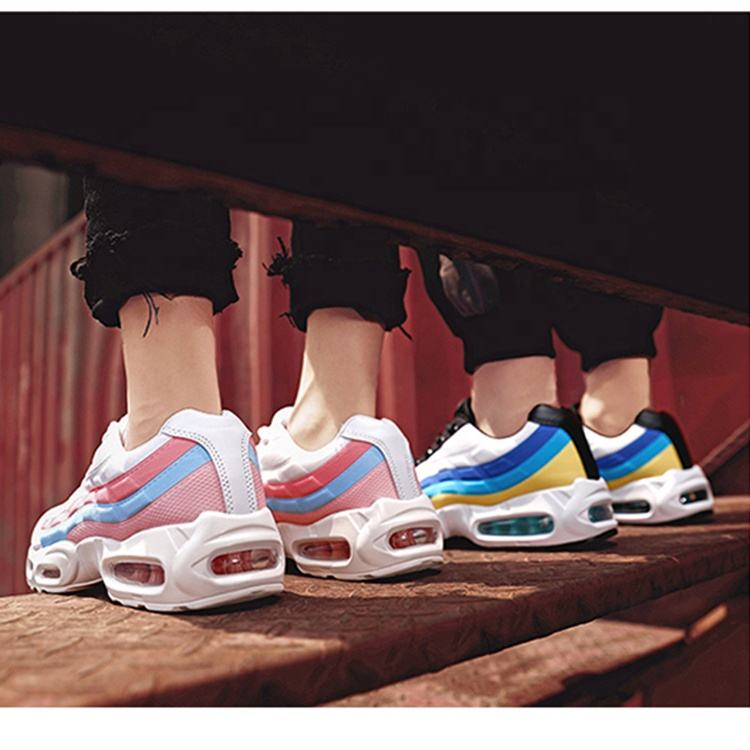 Sneakers Women Popular Sports Women's Casual Female Shoe Fashion Sneakers Wholesale China Ladies Running Air Cushion Woman Sport Shoes