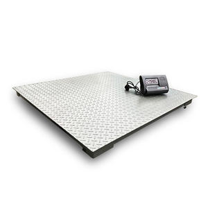 2m*3m 3 Ton Weight Scale High Precision Floor Scale Animal Scale