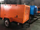 High pressure air compressor by diesel driven