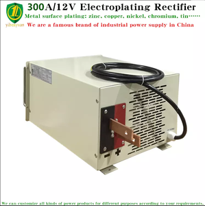 Produsen Cina Menjual 300A/12 V Elektroplating High-Power Frekuensi Tinggi DC Switching Power Supply