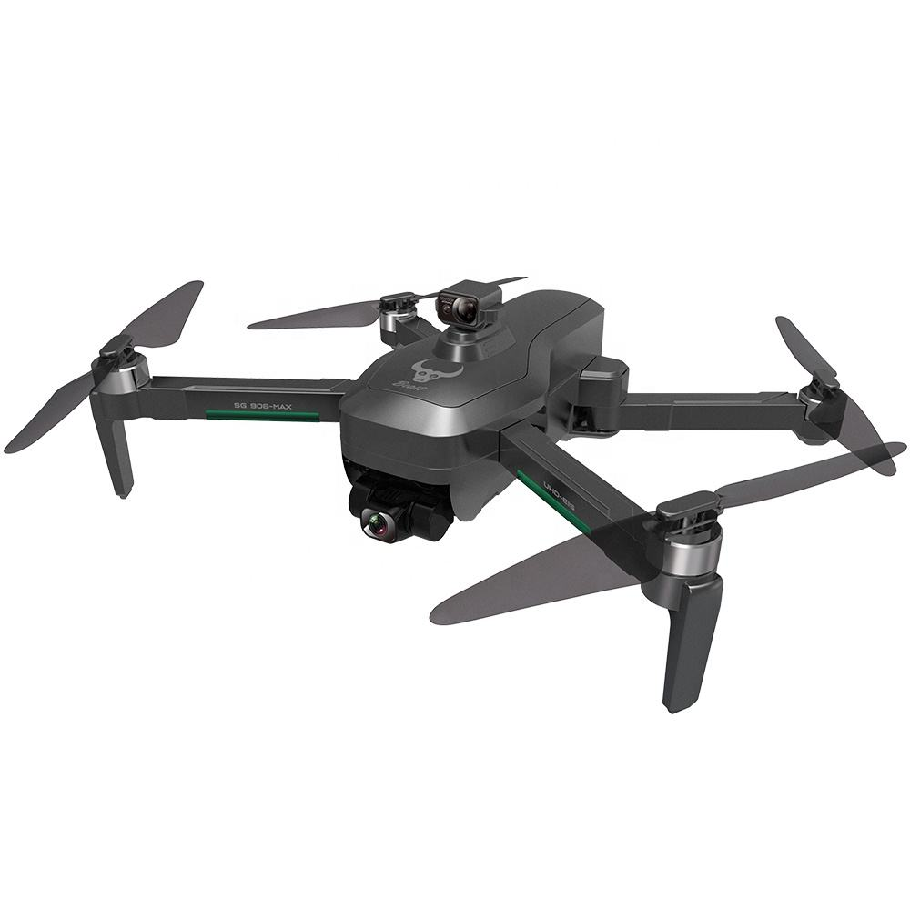 SG906 Max Pieghevole Drone Con Il GPS e 4K Macchina Fotografica <span class=keywords><strong>RC</strong></span> Quadcopter Obstacle Avoidance Bestia 3 Drone