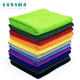 340gsm Microfiber Cleaning Cloth 40*40cm car wash towel
