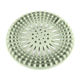 Foldable kitchen bathroom hair catcher stopper shower silicone sink waste drain strainer filter net