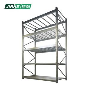 Heavy Duty Steel Selective Pallet Storage Rack System Warehouse Shelf for Warehouse Storage