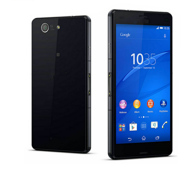 Original for Sony Xperia Z3 Compact D5803 GSM 4G LTE Android Phone Quad-Core 2GB 16GB ROM Refurbished for sony Z5 Z3 dual Z1