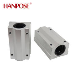 Linear bearing box type unit slider scs8 uu available