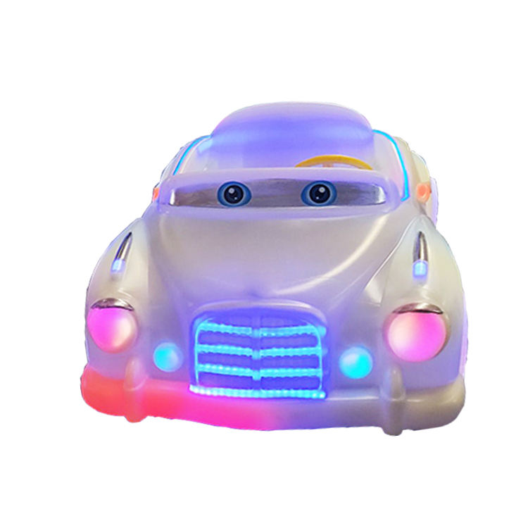 Outdoor park or super market battery car for children luminous remote control kids ride on 24 volt car