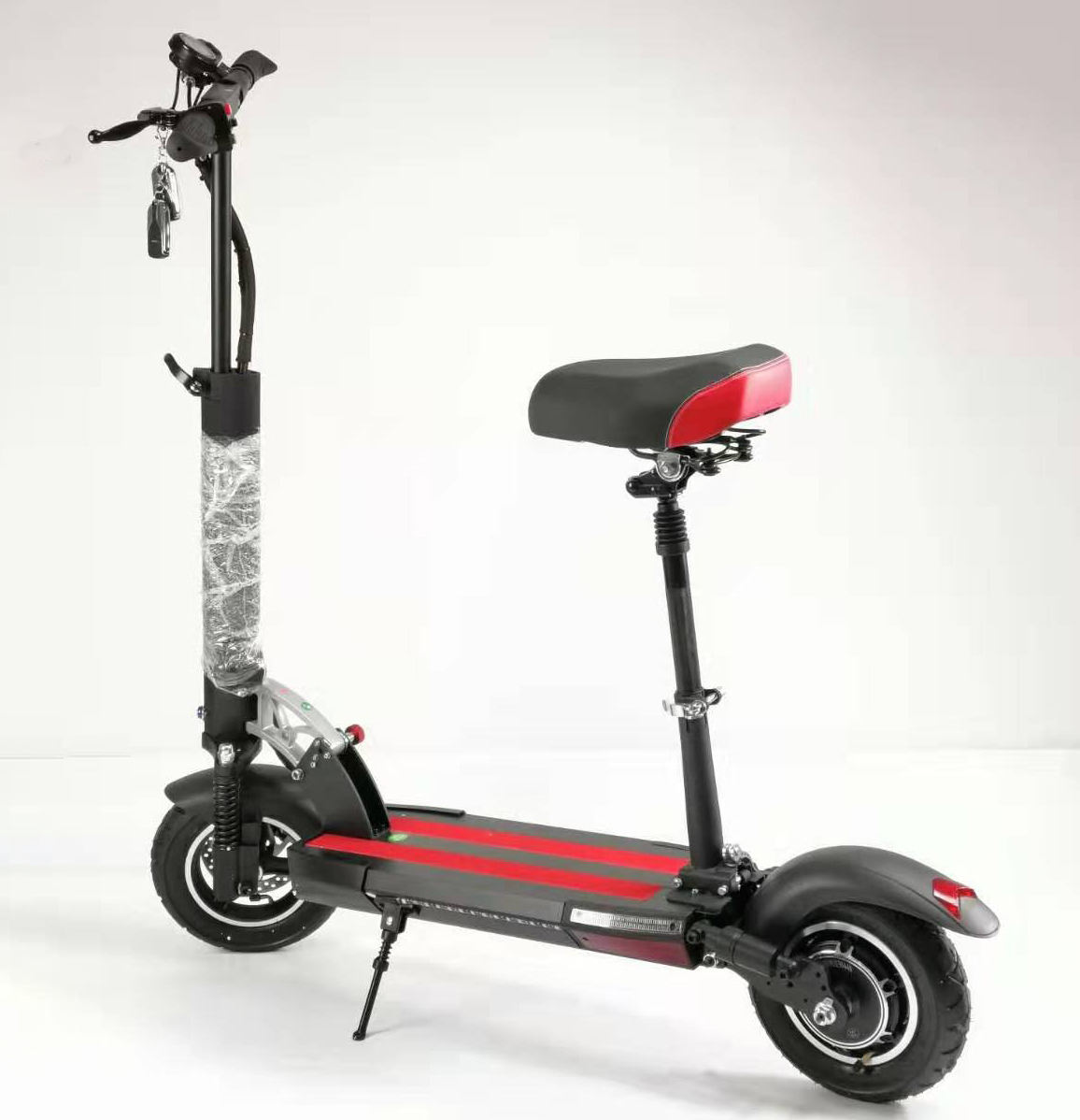 UK Warehouse High Power 10 Inch 500w 8000w 2400w Electric Scooter Max Speed 50km/h with Seat