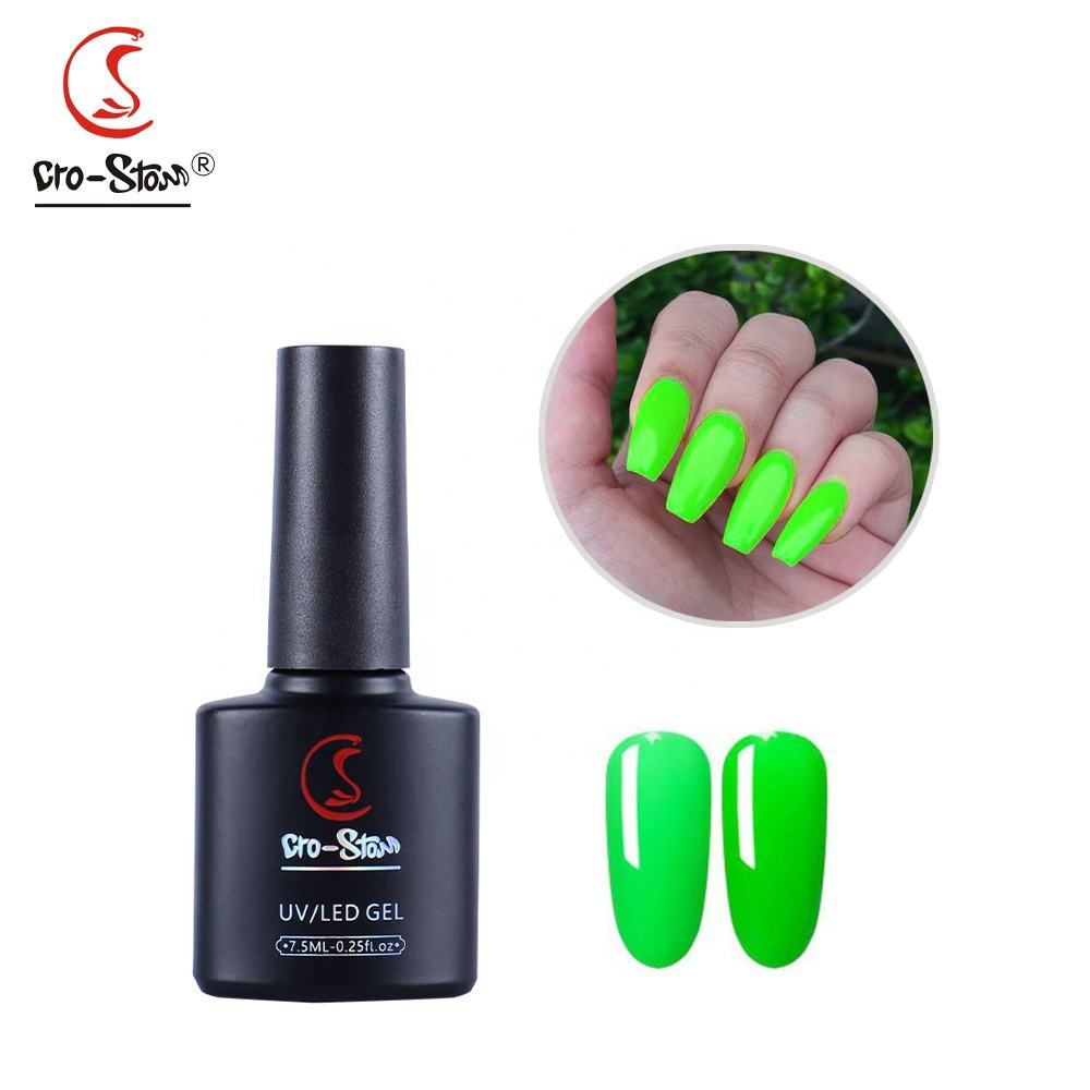 neon green ombre nails professional products neon gel polish fluorescent nail polish
