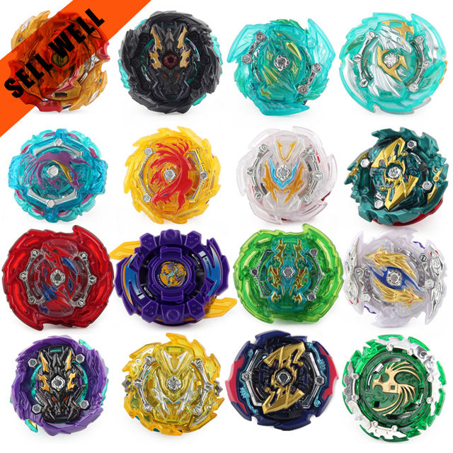 Beyblades burst Beyblades Toys Original Metal Beyblades Gyto Set Battle Spinning Bayblade Top with Launcher