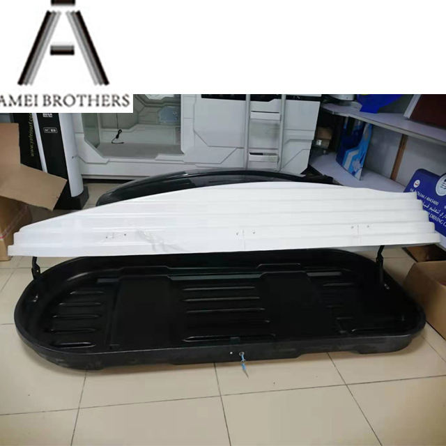 New Design ABS Vacuum Forming Car Roof Tent Box