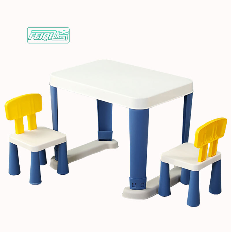 Plastic Furniture Sets Children Table And Chair Kids