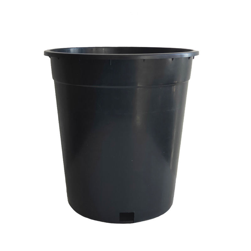 Hot Selling PP Agricultural Gardening Planting Round 5 Gallon Planter Nursery Durable Plastic Pot For Potato Or Strawberry