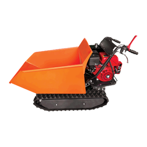 500kg power barrow EDH500C mini dumper