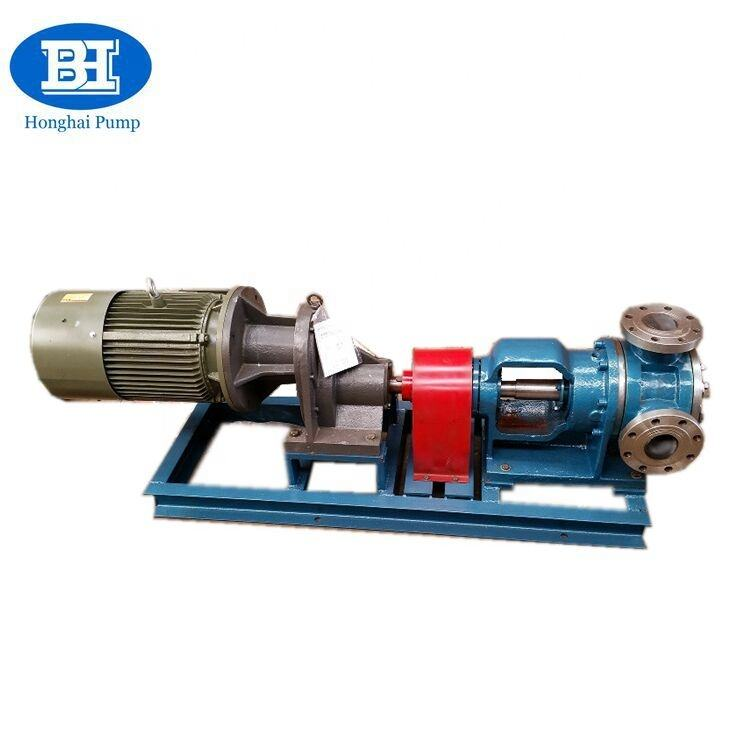 NYP stainless steel high viscosity Internal Rotor Gear pump