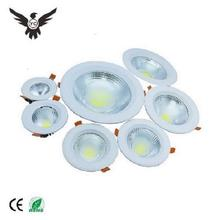 Factory Supply ip44 9w led dimmable cob spot down light