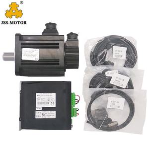 Dorna cheap 3Kw 2000rpm ac servo motor with driver for CNC machine