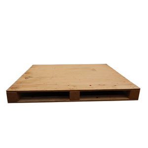 Entry Single Faced Style Compressed Wooden Pallet