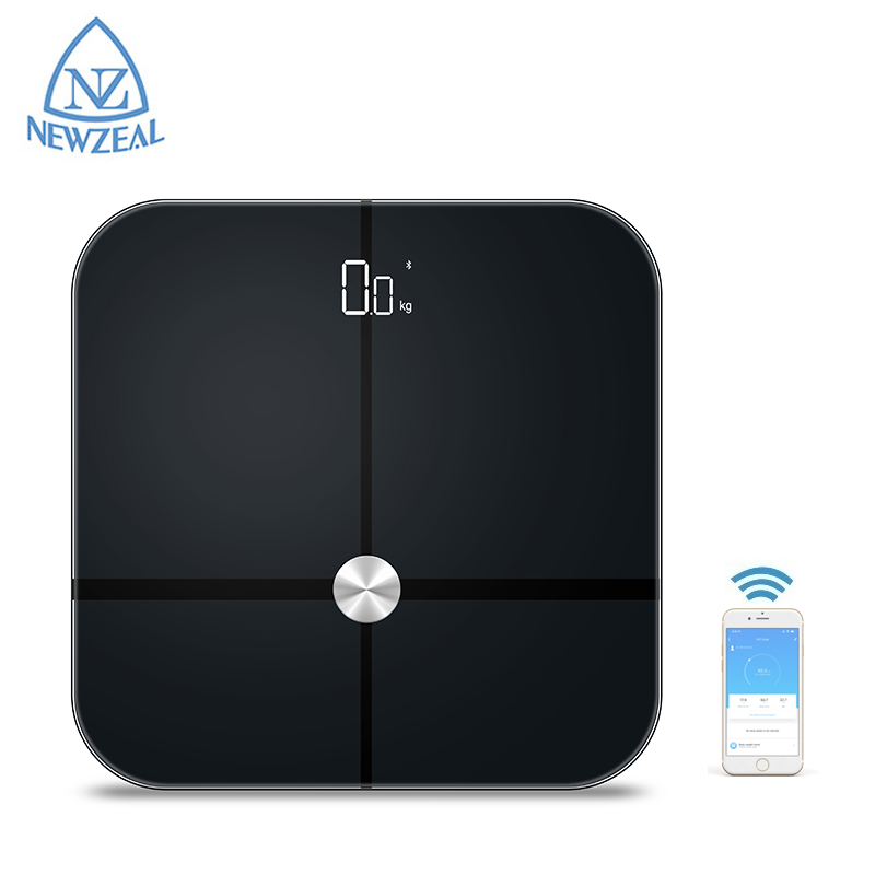 Precision WIFI Bathroom Scale Application Smart Body Fat Weight Scale With WIFI Function