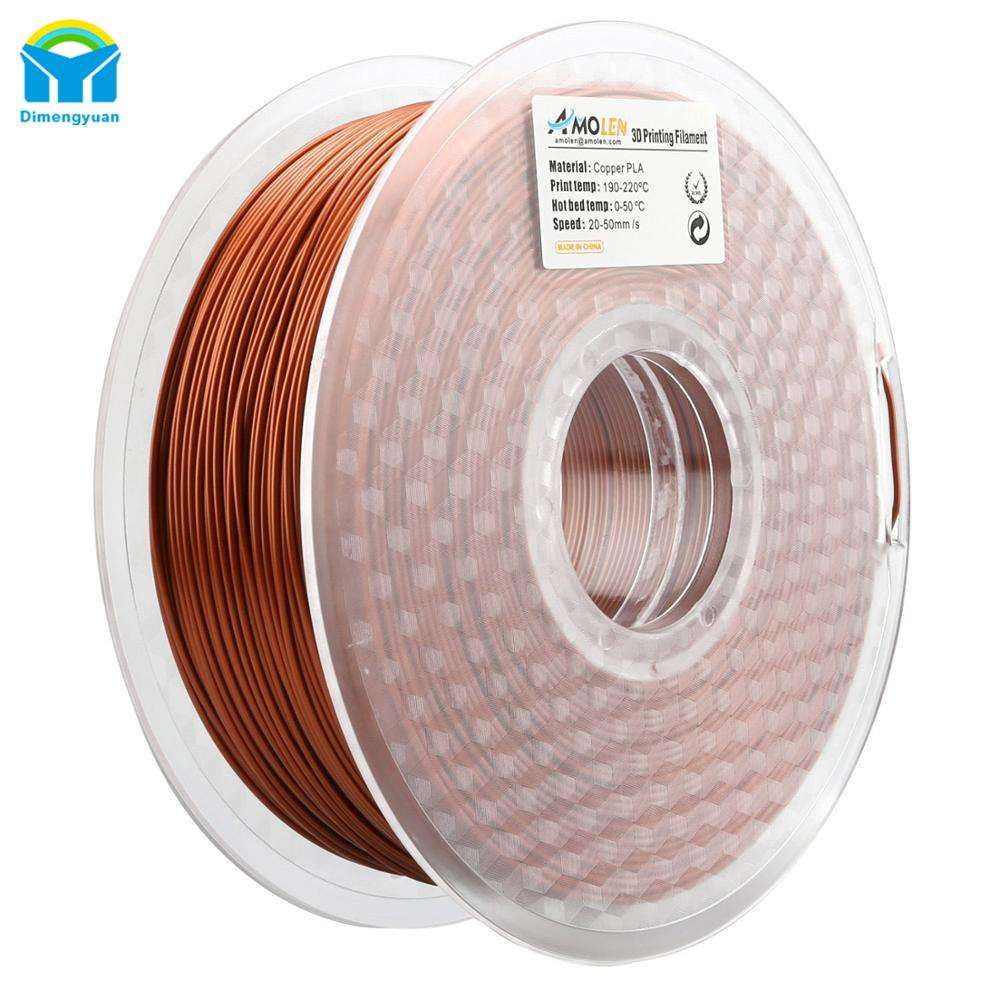 <span class=keywords><strong>Koper</strong></span> Stijl 3D Printer Filament Pla 1.75Mm 0.5Mm 1Kg Spool 3D Printer Verbruiksartikelen Filament