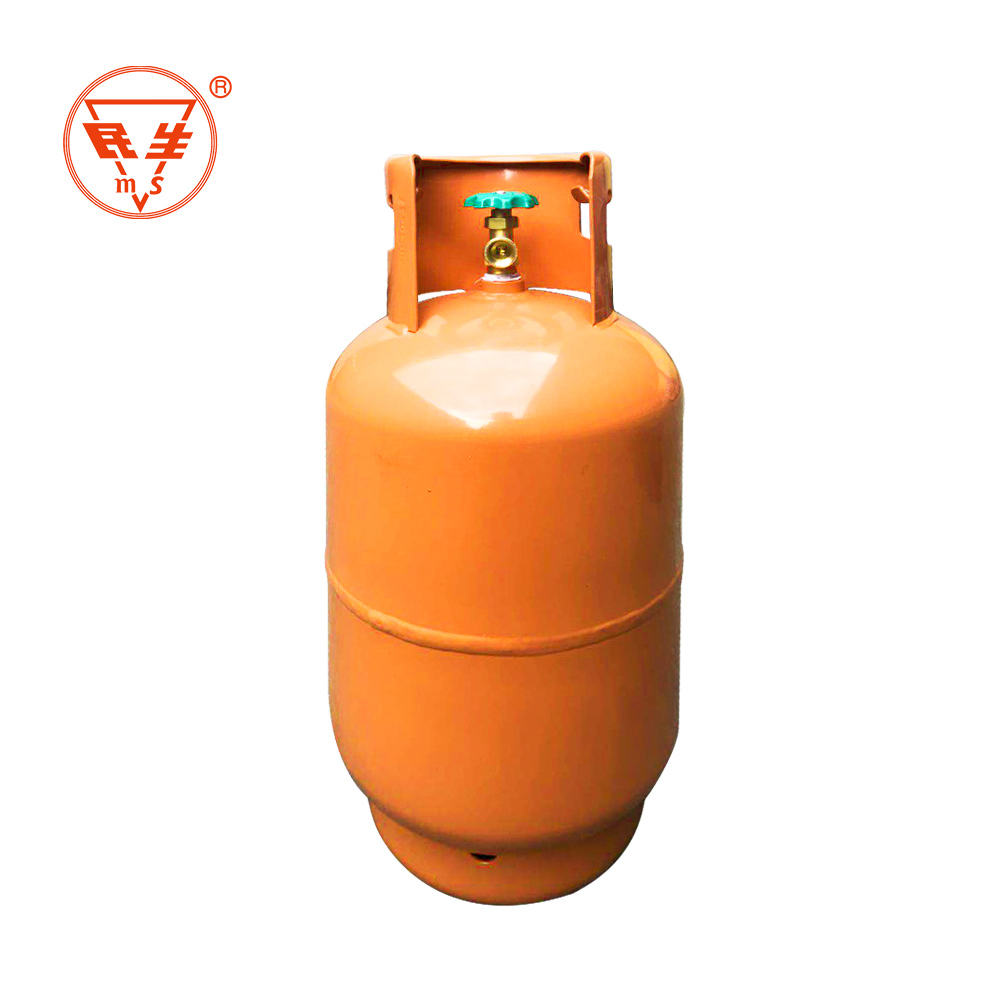 12.5kg LPG Cylinder Used Gas Tanks from China to haiti
