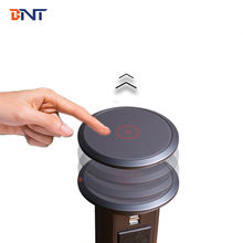 Bluetooth speaker and wireless charger smart intelligent lifting kitchen socket with usb charger