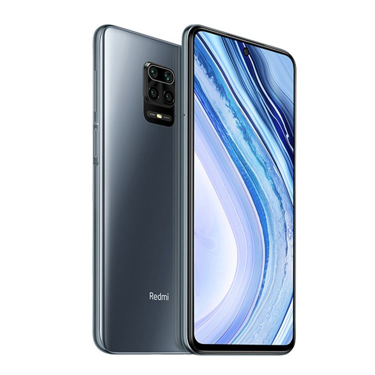 NEW Xiaomi Redmi Note 9 Pro Global Version 6GB RAM 128GB ROM Android 10.0 Smartphone Qualcomm Snapdragon 720G