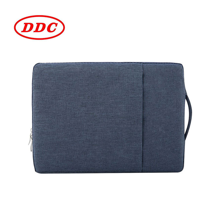 Canvas Material Laptop Backpack Portable Bag Cheap Laptop Sleeve 15 inch