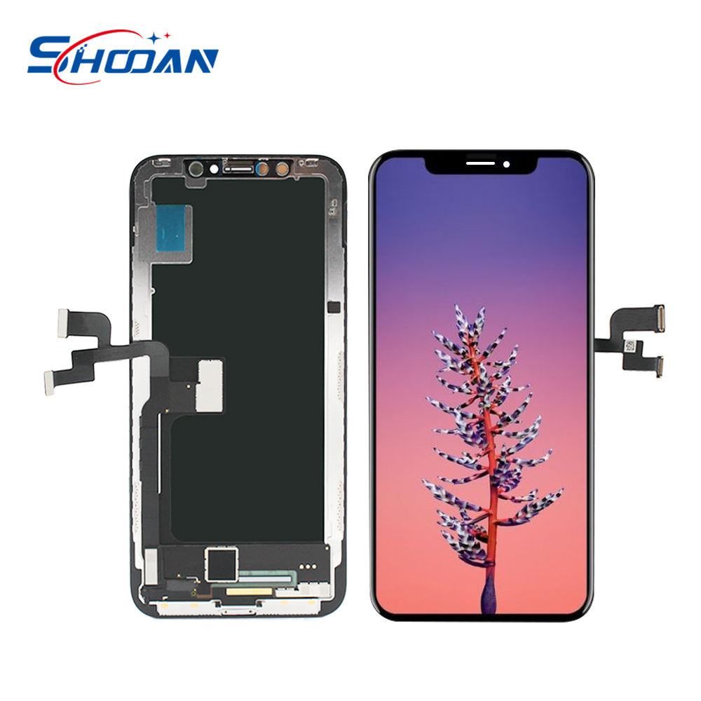 Original OLED LCD Display Touch Screen Digitizer Assembly Replacement for iPhone X XR XS Max
