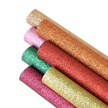 HSDLeather 20*34cm Normal Glitter Leather for diy